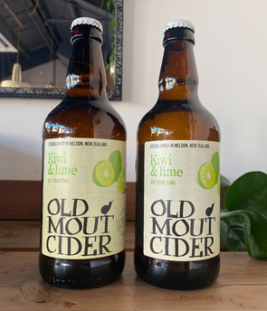 Old Mout Cider - Kiwi & Lime - 4 x 500ml
