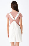 AFENDS - ALMOND DRESS - Cream