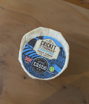 Cricket St Thomas Somerset Goats Cheese - 100g
