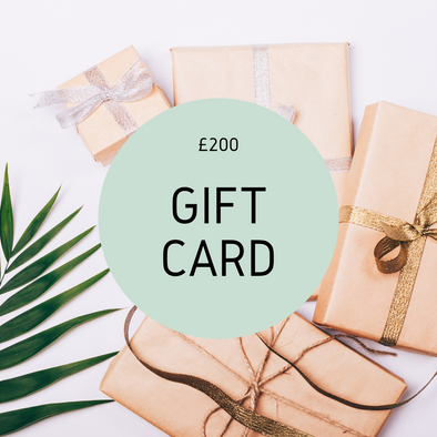 Gift Card - Online Store - £200