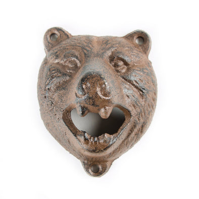 Mens Society - Bear Bottle Opener