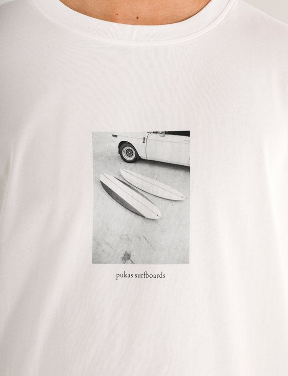 Pukas - Surfboards and Surfboards Tee