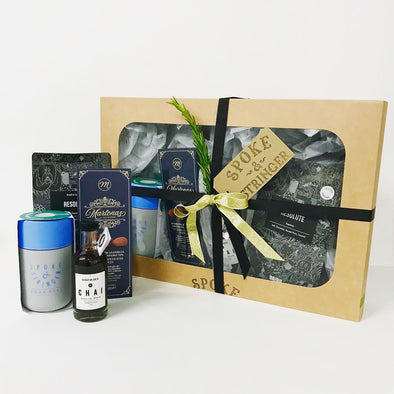 Spoke & Stringer Coffee Lovers Hamper