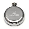 Mens Society - 3oz Hip Flask - Hair of the Dog