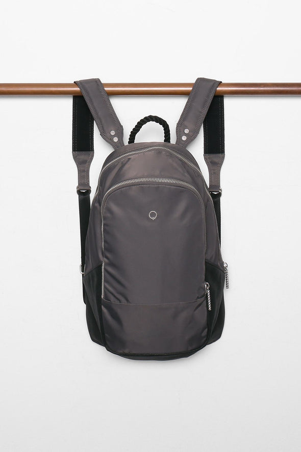Stighlorgan - Dara Ziptop Backpack - GREY