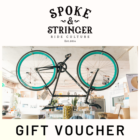 Spoke & Stringer Gift Voucher