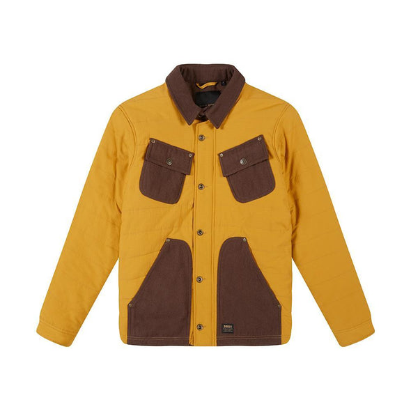 Deus Ex Machina - Hunter Overshirt Jacket - Golden Yellow