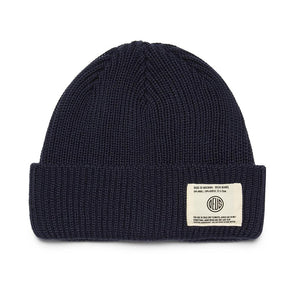 Deus Ex Machina - Delta Beanie - Midnight Blue