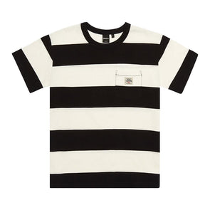 Deus Ex Machina  - Bonnieville Stripe Tee