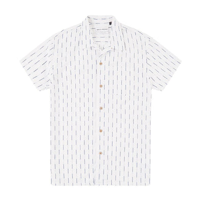 Deus Ex Machina - Dean Vertical Shirt - Off White