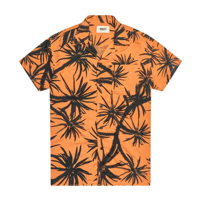 Deus ex Machina - Dean Centennial Shirt - Sun Orange