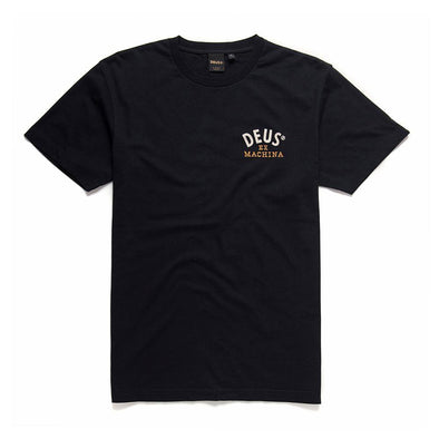 Deus Ex Machina  - Revival Tee Black