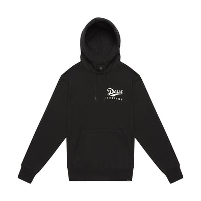 Deus Ex Machina - Austin Station Hoodie Black