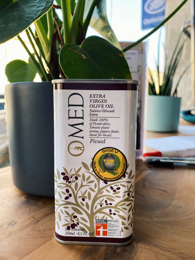 O-Med Selection Picual Extra Virgin Olive Oil - 250ml