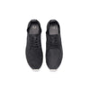 Clae - Ellington Runner Shoes - Black Waxed Suede