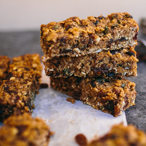 Fruity Flapjack Slice