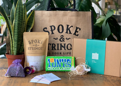 Spoke & Stringer - Mindfulness Hamper