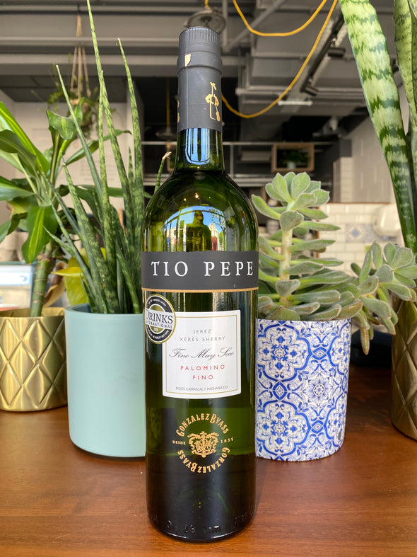Tio Pepe Sherry Fino - 750ml