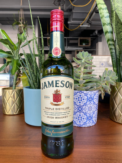 Jameson Irish Whiskey - 700ml