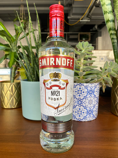 Smirnoff No.21 Premium Vodka - 700ml
