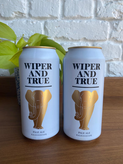 Wiper and True - Kaleidoscope Pale Ale - 4 x cans 440ml