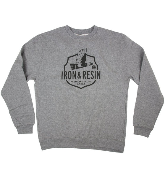 Iron & Resin - Richfield crewneck