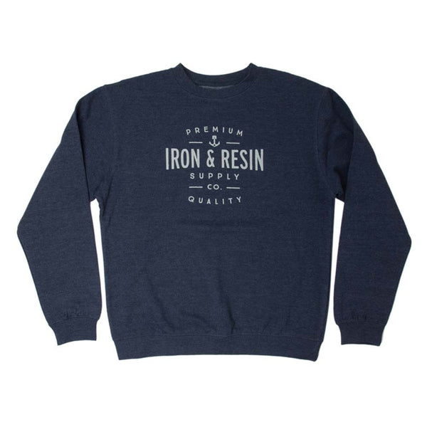 Iron & Resin - Portsmith crewneck