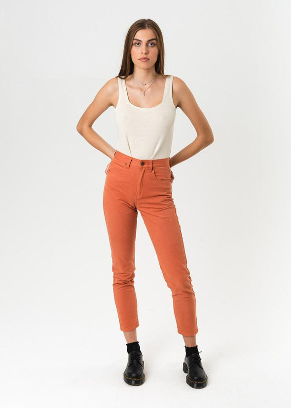 Afends - Luckies Slim Jeans - Autumn Orange
