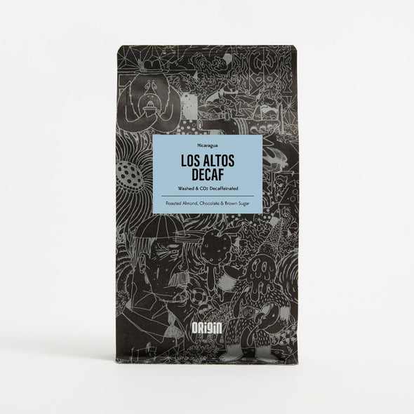 Los Altos Decaf Filter - Origin Coffee - 250g
