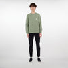 Makia - Square Pocket Sweatshirt - Olive