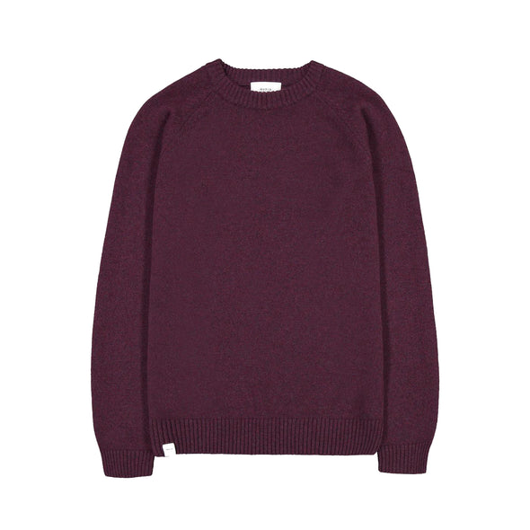 Makia - Nordic Knit - Wine