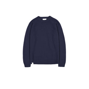 Makia - Nordic Knit - Dark Navy
