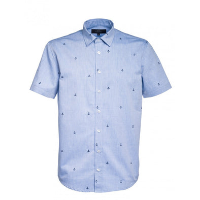 MAKIA - S/S Anchors Shirt