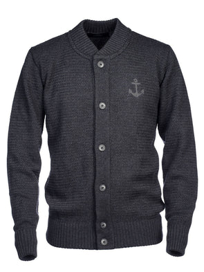 Makia - Anchor Knit Cardigan