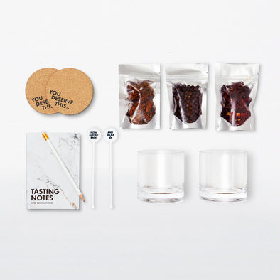 Mens Society - Gin Lover Accessory & Tasting Kit
