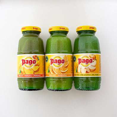 Pago Fruit Juice - Mango