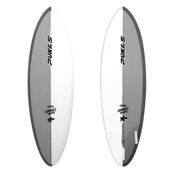 Pukas - Original 69er Surfboard by Axel Lorentz