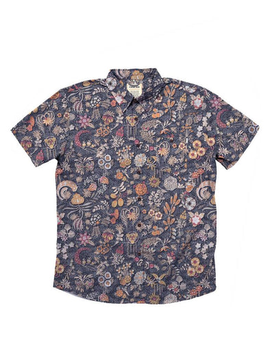 Pukas - Flower Power S/S Shirt