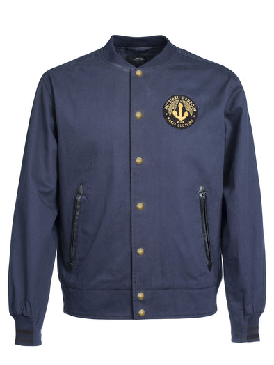 Makia - Harbour Varsity Jacket