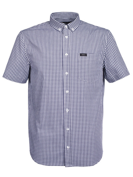 Makia - Gingham SS Shirt