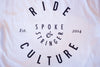 Spoke & Stringer - Ride Culture Tee