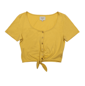Pukas - Knot Tee Banana Yellow
