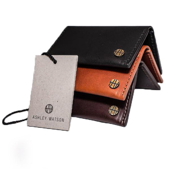 Ashley Watson - Leather Card Holder