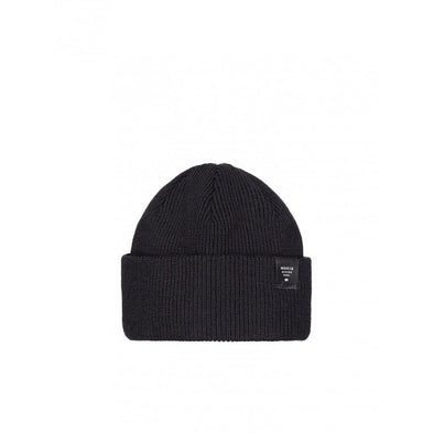 Makia - Black Merino Thin Cap