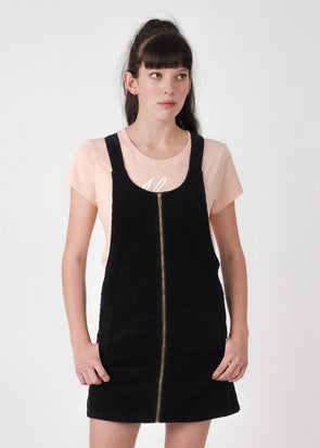 AFENDS - ALMOND DRESS - Black
