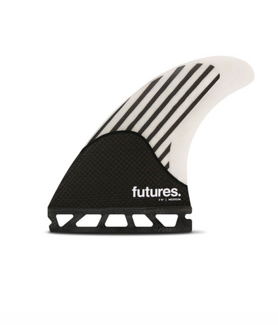 Firewire - Thruster Size Medium - Black & White