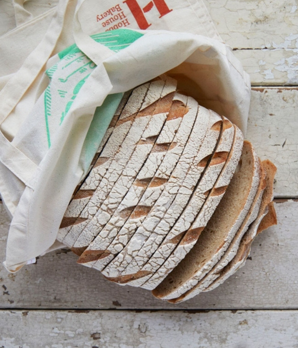 *PRE-SLICED* St Martin Sourdough 1.2kg - Hobbs House Bakery