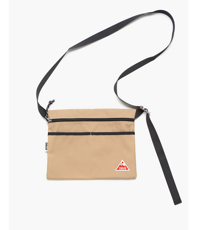 Deus - Sling Bag - Tan