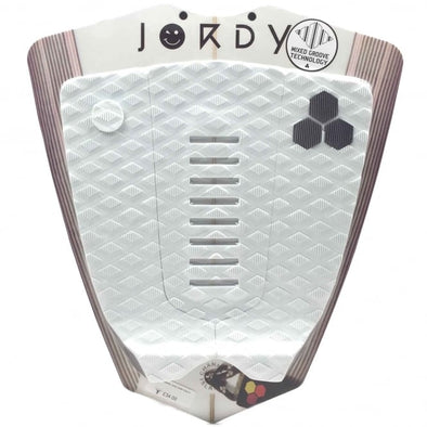 Jordy Smith Signature Grip (White)