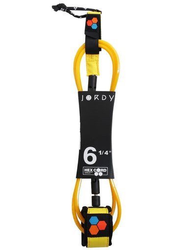 Channel Islands - Jordy Smith Hex Cord Comp Leash - 6ft